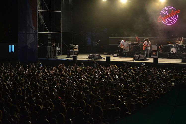 IZAL - Neox Rocks Festival 2016
