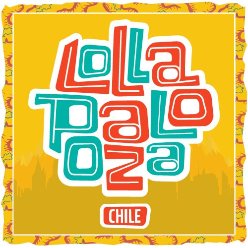 Lollapalooza Chile 2018 - Cartel