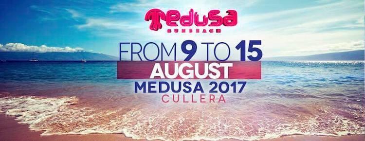 Medusa Sunbeach Festival 2018