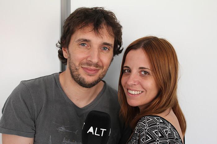 Molo Cebrían y Ana Medina - Soy ALT