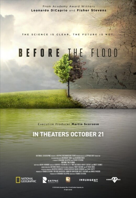 Before the Flood - Documental - Leonardo DiCaprio