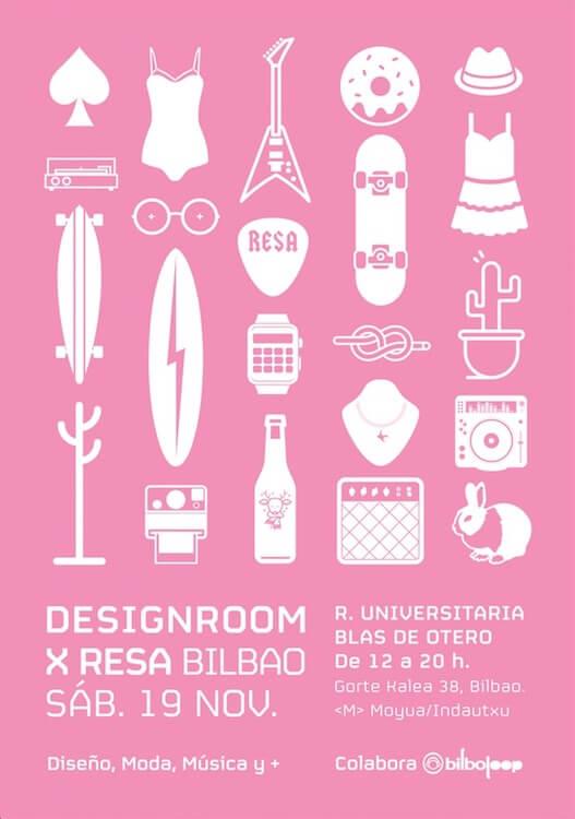 DesignRoom X Resa llega a Bilbao