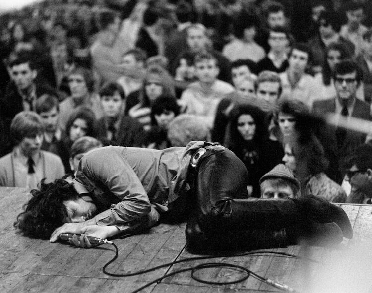 Jim Morrison - 1968