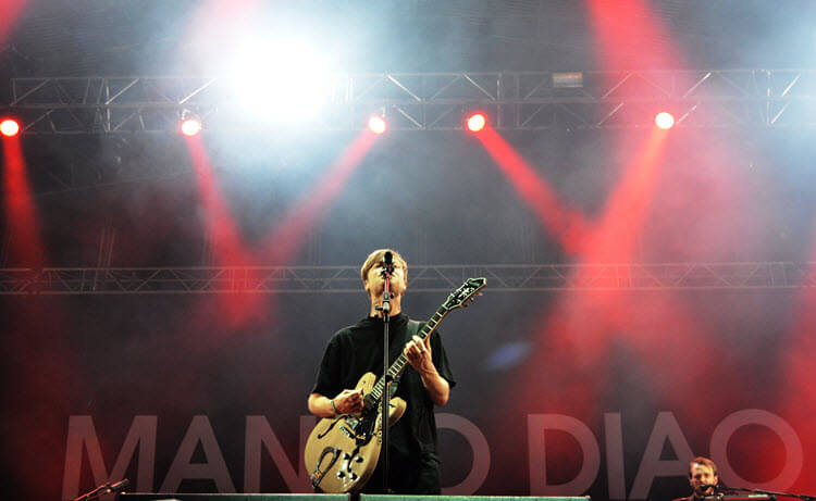 Mando Diao - Interestelar Sevilla