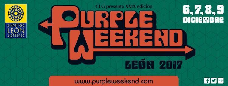 Purple Weekend 2018