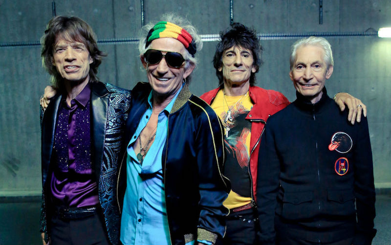 The Rolling Stones (2016)
