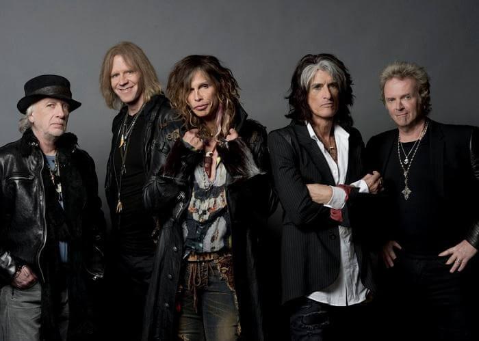 Aerosmith (2016)