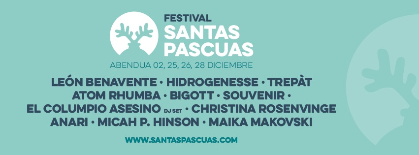 Festival Santaspascuas 2016
