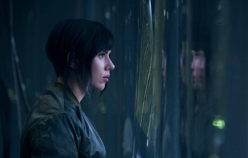 Ghost In The Shell (2017) - Scarlett Johansson