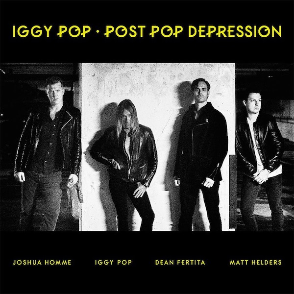 Post Pop Depression - Iggy Pop