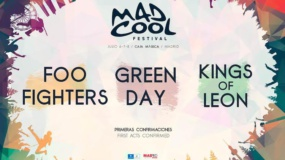 Kings Of Leon estarán en el Mad Cool 2017… y han sido confirmados por Green Day