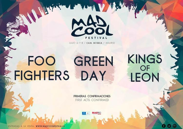 Kings Of Leon - Mad Cool 2017