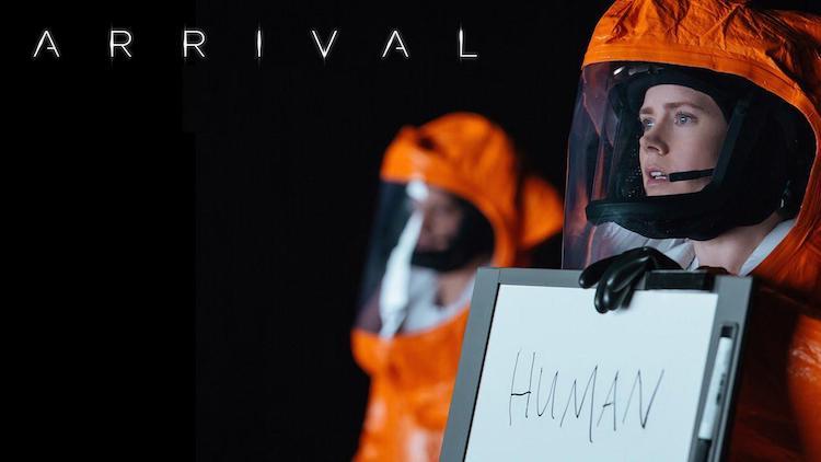 Arrival - Película 2016