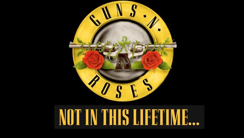 Concierto de Guns N' Roses en 2017