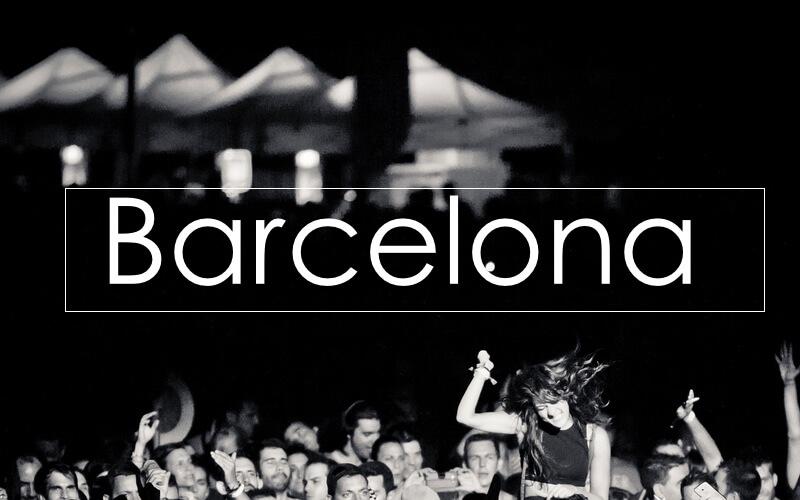 Agenda de Conciertos en Barcelona