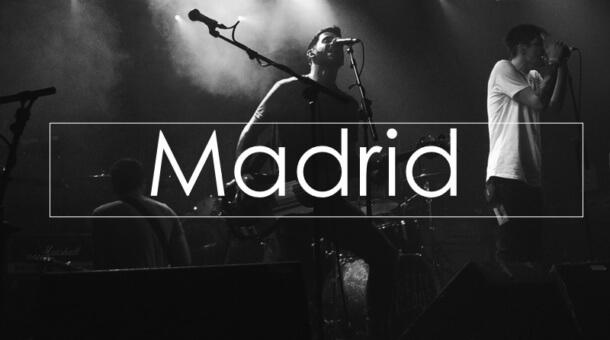 Conciertos en Madrid 2019