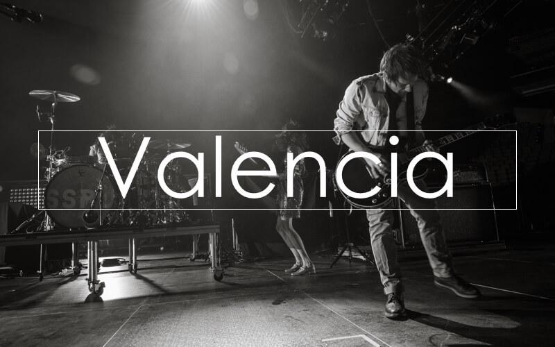 Agenda de Conciertos en Valencia