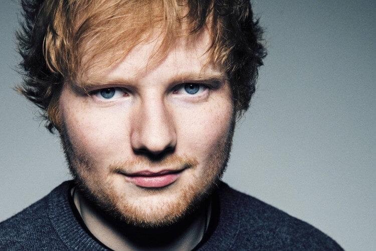 Ed Sheeran (2016)