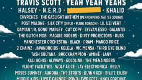 Governors Ball Festival 2018 desvela su cartel con Eminem y Jack White a la cabeza