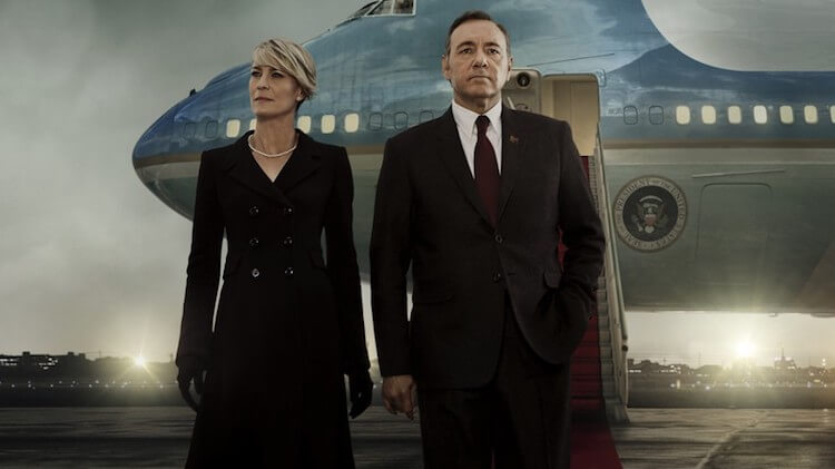 House Of Cards - Temporada 5