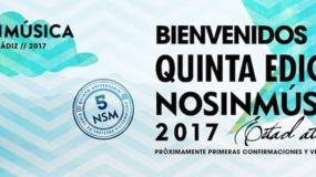 El festival No Sin Música 2017 anuncia fechas y primeros abonos