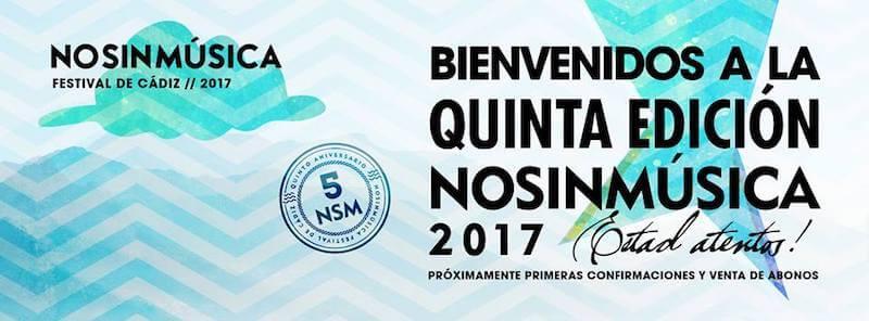 No Sin Música 2017 Festival