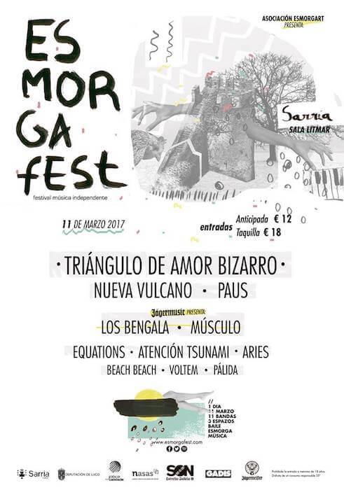 Esmorga Fest 2017