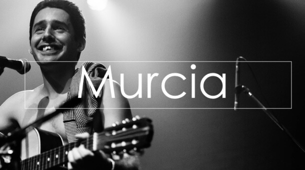 Conciertos en Murcia 2018
