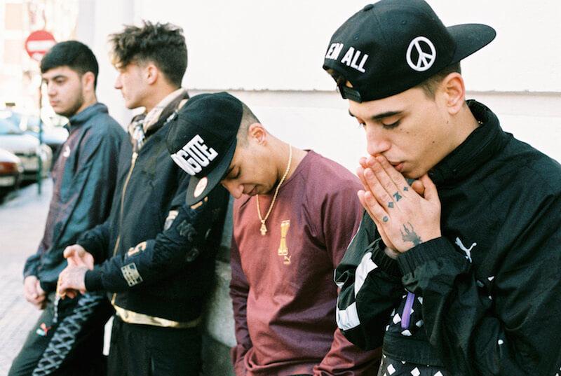 Las mejores canciones de Trap españolas - PXXR GVNG