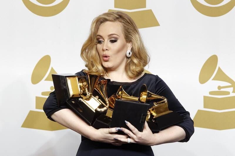 Adele - Premios Mujeres