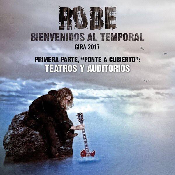 Robe Iniesta - Conciertos 2017