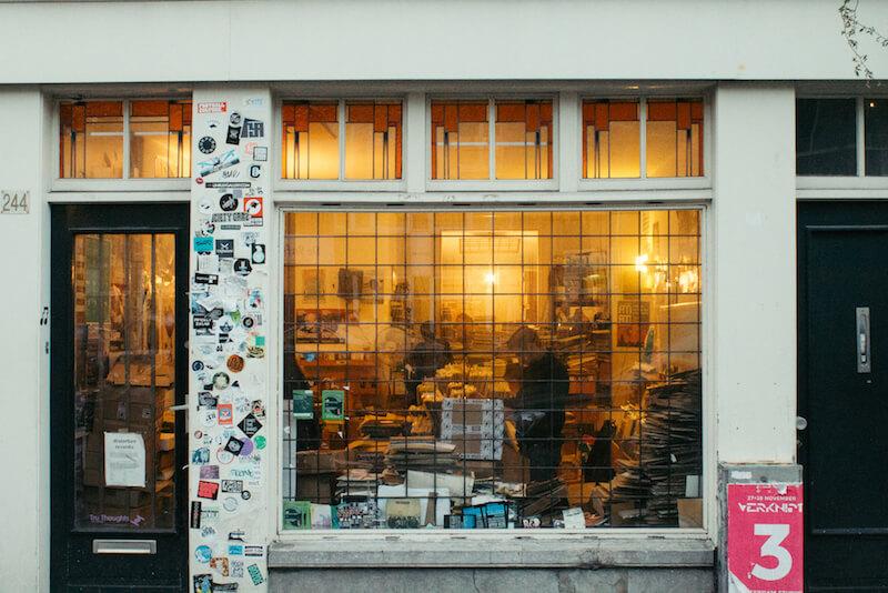 Tiendas de discos en Amsterdam - Guía