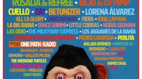 Monkey Weekend 2017 presenta cartel para su regreso a El Puerto de Santa María