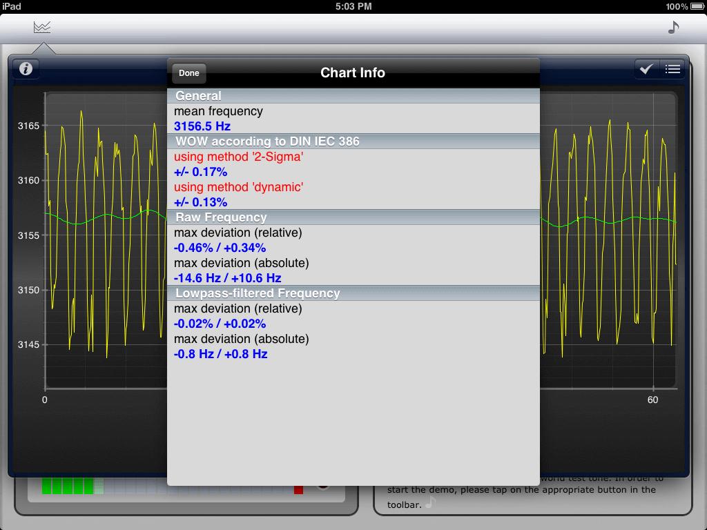 PlatterSpeed - app para ajustar velocidad tocadiscos