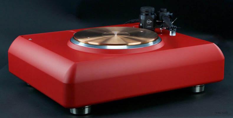 Tocadiscos Technics SP10 MK3 NGS + Ferrari