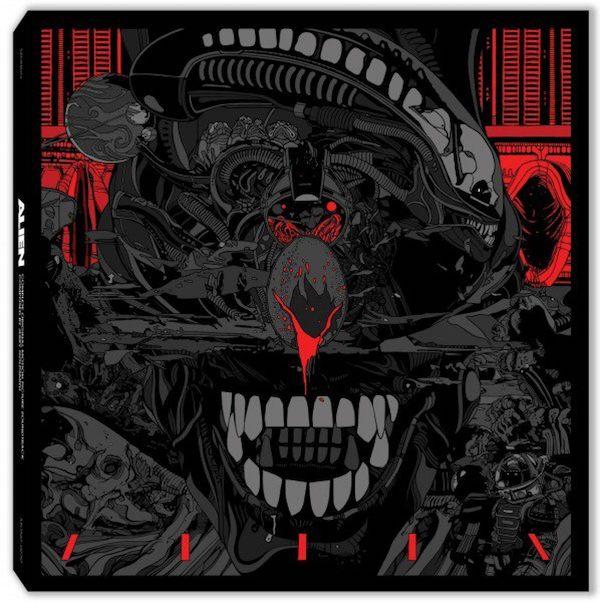 Banda Sonora Alien - Reedición en vinilo