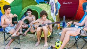 Entradas del Camping para Arenal Sound 2017