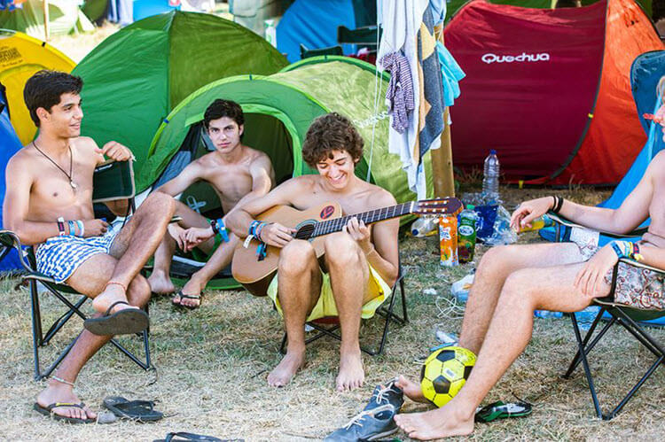 Camping Arenal Sound 2017