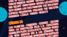 Interestelar Sevilla 2017 anuncia su cartel por días