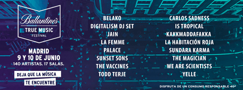 True Musical Festival 2017 - Madrid