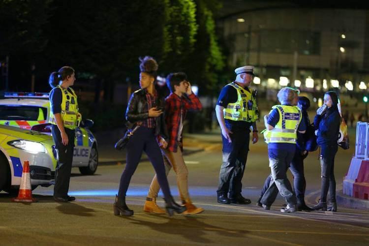 Atentado Manchester - Ariana Grande