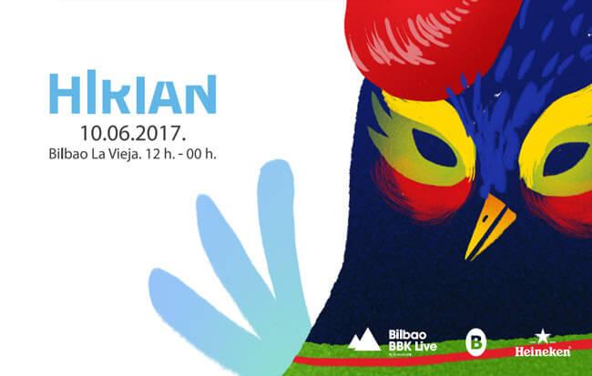 Hirian - Bilbao BBK Live 2017