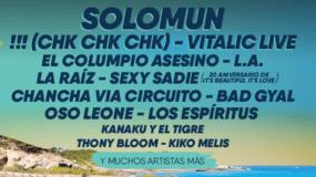 Mallorca Live Festival 2018 anuncia sus primeras confirmaciones