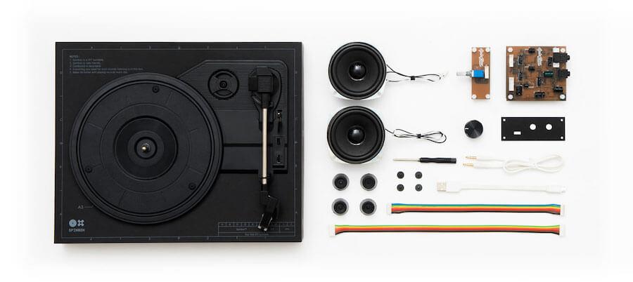Spinbox - Tocadiscos DIY