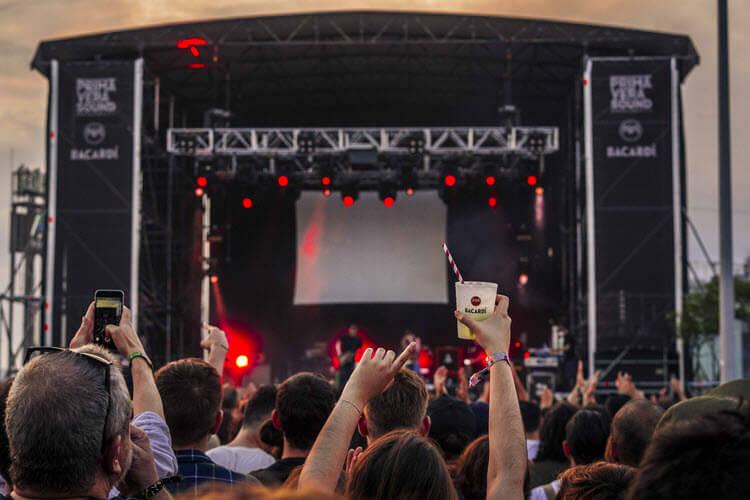 Bacardi Live Mogwai Escenario - Primavera Sound 2017