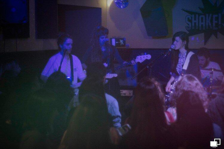 Shake Bilbao en directo