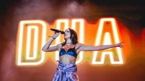 Dua Lipa anuncia conciertos en Madrid y Barcelona para 2020