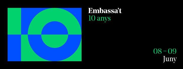 Festival Embassa't 2018
