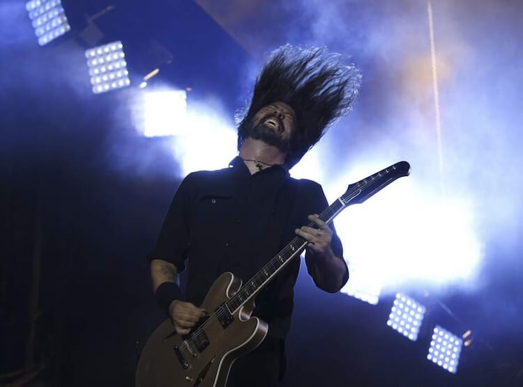 Foo Fighters - Mad Cool 2017 - Kiko Huesca (EFE)