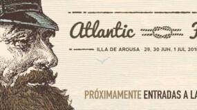 Horarios del Atlantic Fest 2018